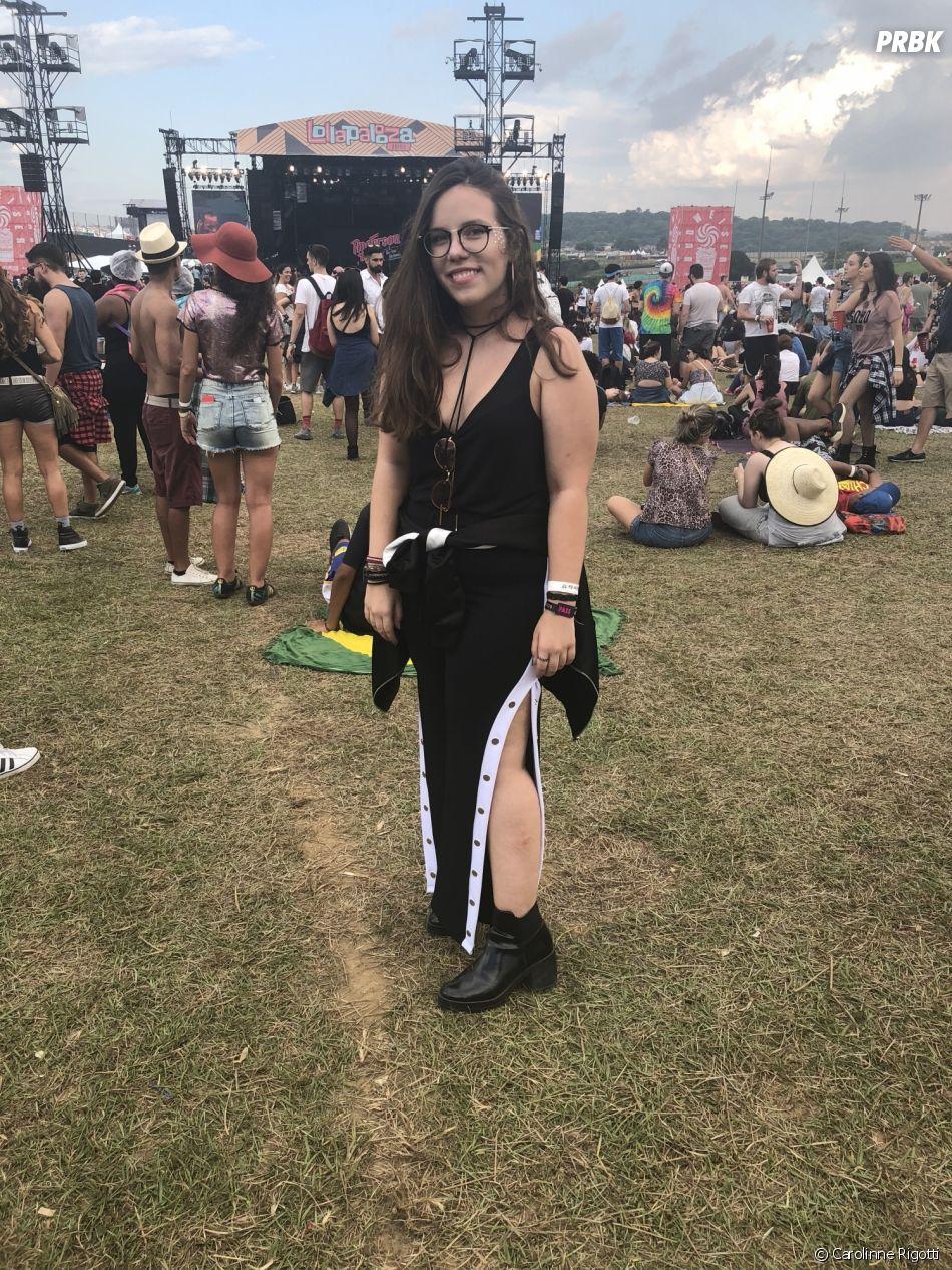 No Lollapalooza 2018, a calça com fendas virou tendência! - Purebreak bd0c0a1fac