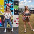 No Lollapalooza 2018, a editora do Purebreak, Ana Serra, também mostrou os looks maravilhosos do festival