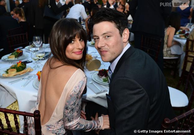 Na noite deste domingo (22), o Emmy, maior premiação da TV americana, fez uma homenagem à Cory, e a amiga de elenco Jane Lynch fez um discurso caloroso para o ator, que foi encontrado morto em julho no Canadá