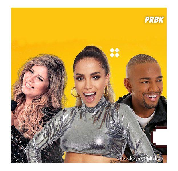 """Ouça """"Pode Parar"""", música nova da Anitta com Marília Mendonça e Nego do Borel"""