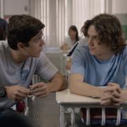 """Você sabia? Atores de """"Malhação"""", Daniel Rangel e Tom Karabachian já fizeram cenas quentes em filme!"""