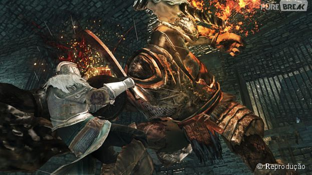 "Novo DLC de ""Dark Souls 2"", Crown of the Old Iron King com chefões assustadores"