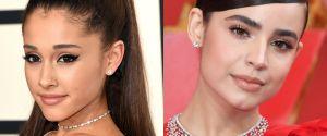 Ariana Grande e Sofia Carson juntas? Música é registrada no nome das cantoras e fãs suspeitam!