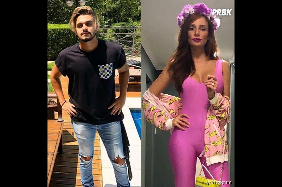 Maria Eugênia é cotada para apresentar programa com Luan Santana nos sábados da Globo