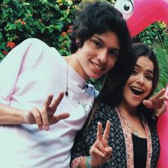 Maisa Silva e o namorado, Nicholas Arashiro, comemoram 5 meses juntos!