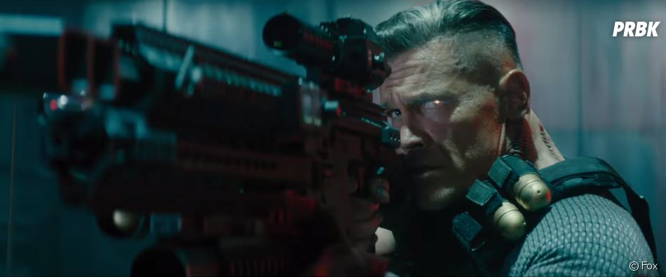 "Cable (Josh Brolin) ganha destaque no trailer oficial de ""Deadpool 2"""