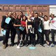 """Elenco e equipe de """"Descendentes 3"""" já está em Vancouver, no Canadá, para os ensaios do filme"""