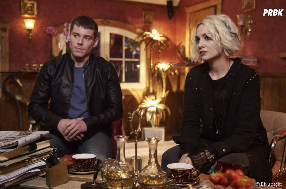 "De ""Sense8"": qual será o futuro de Will (Brian J. Smith) e Riley (Tuppence Middleton)?"