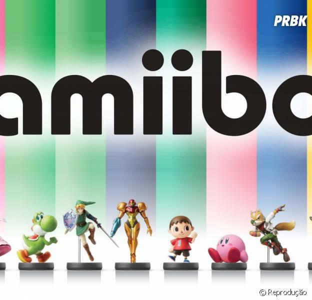 Nintendo anuncia preço dos bonecos Amiibo