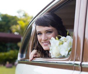 """Em """"O Outro Lado do Paraíso"""", Clara (Bianca Bin) se casará com Patrick (Thiago Fragoso)"""