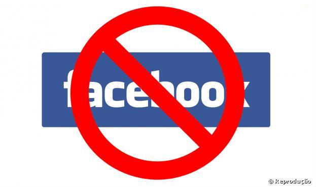 Facebook bloqueia contas de alguns usuários sem motivo aparente
