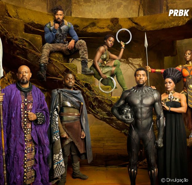 """""""Pantera Negra"""" terá continuações nos cinemas e diretor não descarta filme focado nas personagens femininas!"""