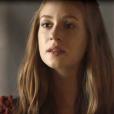 """Em """"Deus Salve o Rei"""": Amália (Marina Ruy Barbosa) perde a paciência e parte para cima de Catarina (Bruna Marquezine)"""