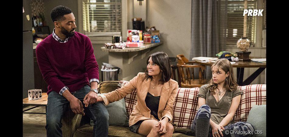"""Nina Dobrev interpreta a protagonista de """"Fam"""", nova série de comédia da CBS"""