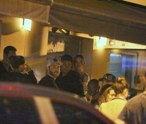 Bruna Marquezine e Neymar são clicados após jantarem, no último domingo (20), no Rio de Janeiro