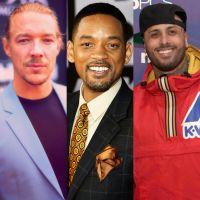 Copa do Mundo 2018: Diplo, Will Smith e Nicky Jam serão os responsáveis pela música tema!