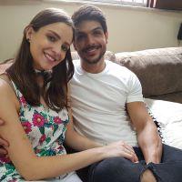 """Do """"BBB18"""", Lucas Fernandes reata com a noiva: """"Tudo voltou a ter sentido"""""""