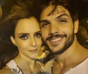 """Ana Lúcia perdoou as mancadas de Lucas no """"BBB18"""""""