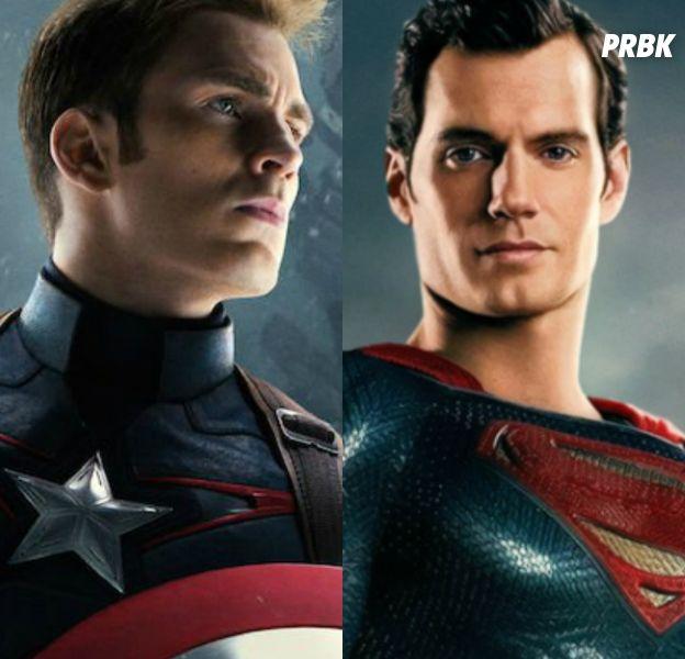 DC vs Marvel: veja os personagens que parecem até ser o mesmo!