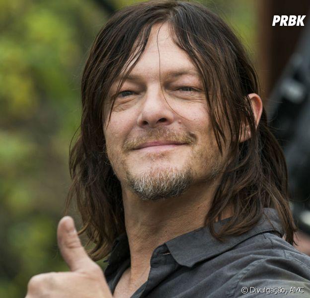 "Em ""The Walking Dead"": com saída de Andrew Lincoln, Norman Reedus pode se tornar protagonista"