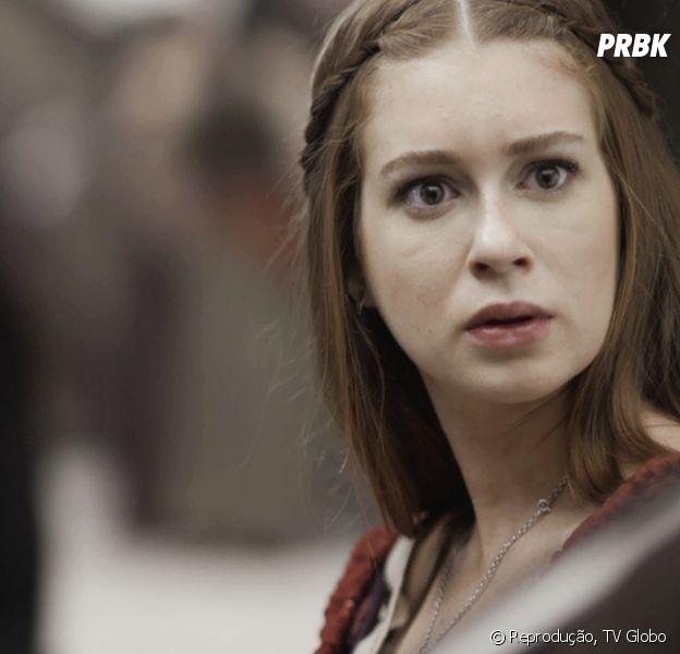 """Em """"Deus Salve o Rei"""", Amália (Marina Ruy Barbosa) pode ter sangue nobre e ser filha de vilões"""