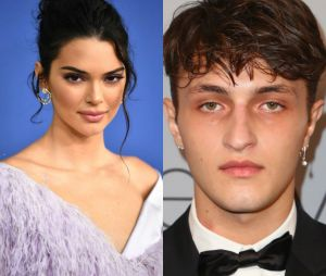 Kendall Jenner e Anwar Hadid, irmão de Bella Hadid, são flagrados aos beijos!