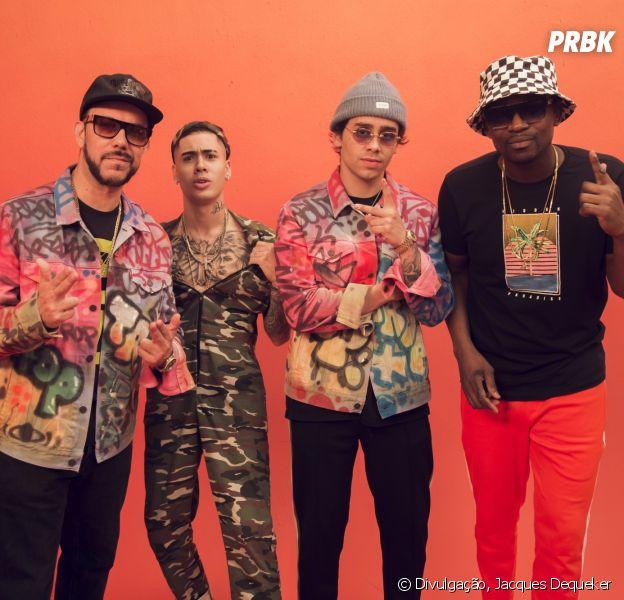 """Com MC Kevinho, Tropkillaz, Major Lazer e Busy Signal, clipe de """"Loko"""" é lançado nesta quarta-feira (6)"""