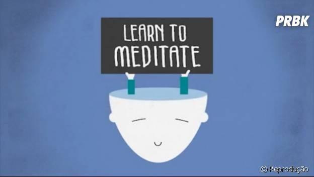 """""""Headspace """" é um software que te ajuda a se livrar de pensamentos com meditação"""