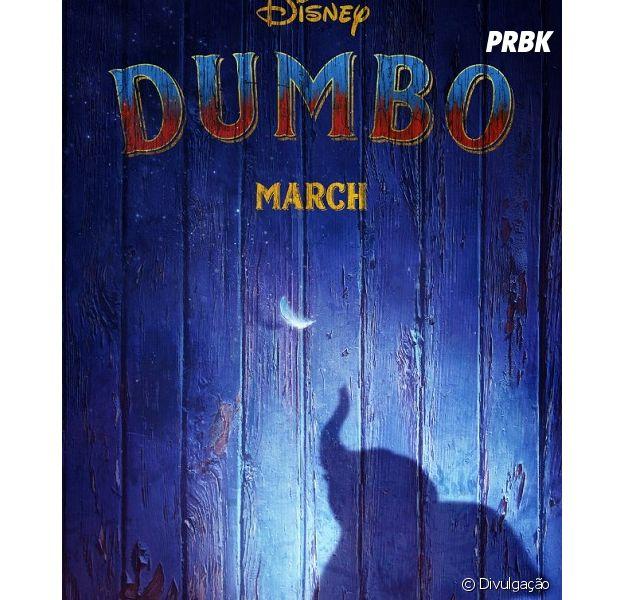 """Trailer da versão live-action de """"Dumbo"""" é divulgado pela Disney"""