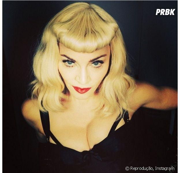 Madonna prepara nova música falando de Beyoncé, Jay Z e Lady Gaga