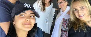 """Camila Mendes, de """"Riverdale"""", está no Brasil visitando a família!"""