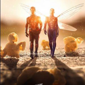 """Filme """"Homem-Formiga e a Vespa"""": novas imagens dos bastidores e pôster oficial são divulgados!"""