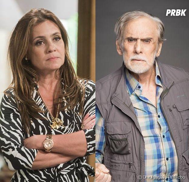 """Em """"Segundo Sol"""", qual srá o mistério que envolve Laureta e Nestor?"""