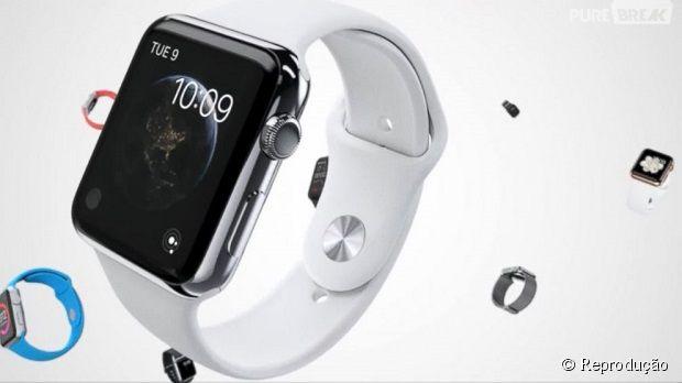 453578880bb Apple Watch é anunciado durante evento de lançamento do novo iPhone ...