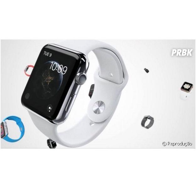 Apple Watch, o relógio inteligente da Apple