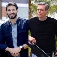 """Novela """"As Aventuras de Poliana"""": Luísa deve ficar com Marcelo ou Sr. Pendleton? Vote!"""