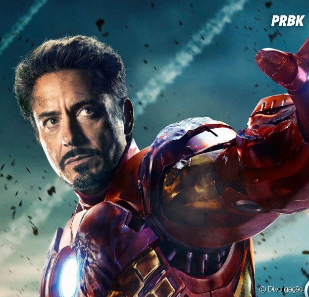 """""""Vingadores 4"""" pode ser o último filme do Homem de Ferro"""