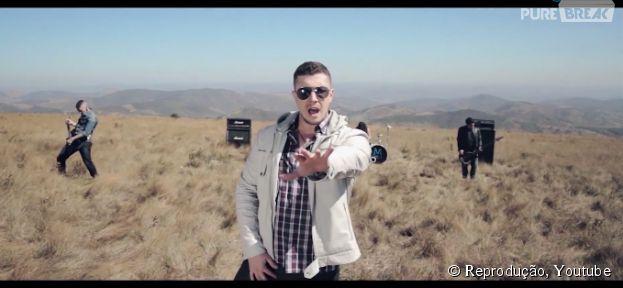 """Banda Malta estreia clipe de """"Diz Pra Mim"""" com sucesso de views no Youtube"""