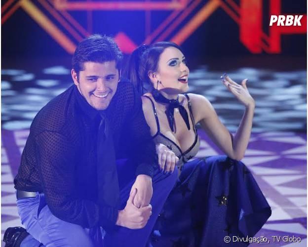 """Bruno Gissoni foi direto para a repescagem na """"Dança dos Famosos 2014"""""""
