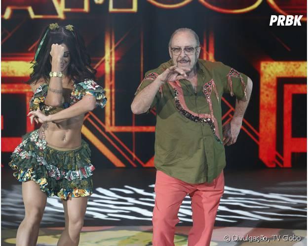 """Miele foi para a repescagem na """"Dança dos Famosos 2014"""""""