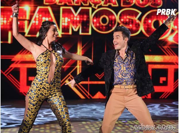 """Anderson Di Rizzi foi para a repescagem na """"Dança dos Famosos 2014"""""""