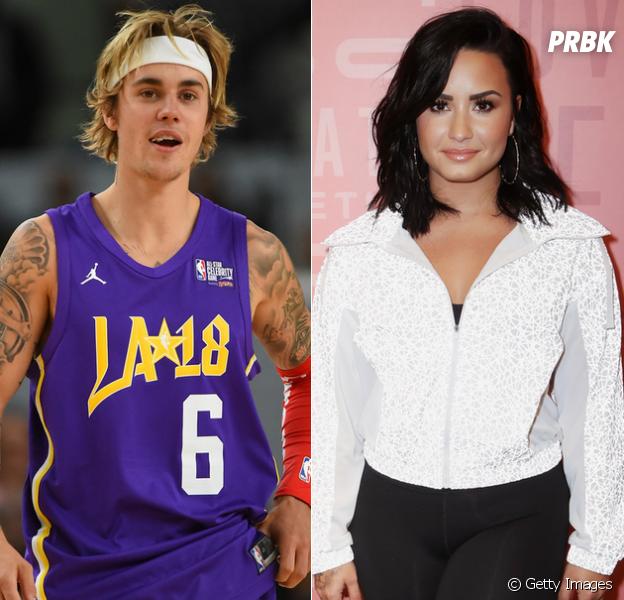 Justin Bieber se pronuncia sobre overdose de Demi Lovato