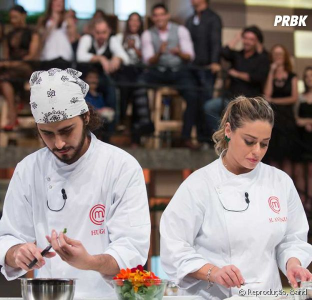 "No ""MasterChef Brasil"", Hugo e Maria Antônia disputam a final"