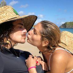 """Bruno Montaleone se declara para Sasha: """"Te amo do Rio a Nova York"""""""