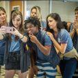 """Em """"Malhação"""", novos alunos chegam para agitar o Colégio Sapiência"""