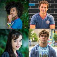 """De """"Malhação"""": conheça os novos alunos do Colégio Sapiência!"""