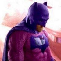 Se os super-heróis mais valentões dos quadrinhos usassem roupa da Hello Kitty?
