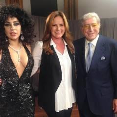 """Lady Gaga e Tony Bennet dão entrevista sobre novo CD para o """"Fantástico"""""""