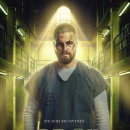 """De """"Arrow"""": Oliver Queen aparece preso em poster da 7ª temporada!"""