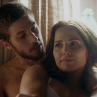 "Novela ""Segundo Sol"": Ícaro (Chay Suede) e Rosa têm recaída e transam no bordel"